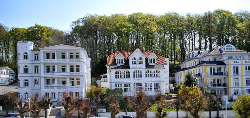 R gen ferienwohnungen ostseebad sellin g nstig von privat for Wilhelmstrasse sellin
